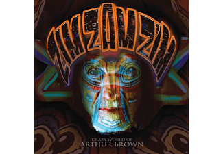The Crazy World Of Arthur Brown - Zim Zam Zim [CD]