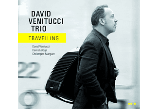 David Venitucci Trio - Travelling [CD]