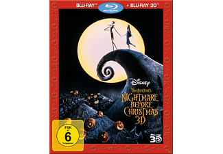Nightmare Before Christmas - 3D Edition - (3D Blu-ray (+2D))