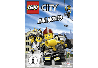 LEGO City Mini Movies - DVD 1 - (DVD)