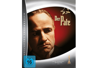 Der Pate – Masterworks Collection (Blu-ray, Digibook) [Blu-ray]