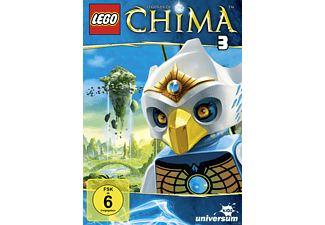 LEGO – Legends of Chima (DVD 3) - (DVD)