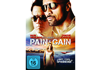 Pain & Gain - (DVD)