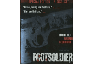 Rise of the Footsoldier - (DVD)