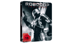 Robocop 1-3 (Steelbook Edition/Exclusiv) [Blu-ray]