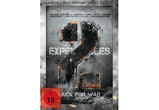 The Expendables 2 - (DVD)
