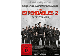 The Expendables 2 (Uncut Edition) - (DVD)