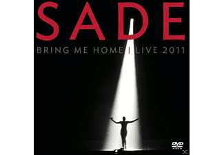 Sade - BRING ME HOME - LIVE 2011 [DVD + CD]