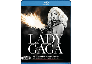 Lady Gaga - The Monster Ball Tour At Madison Square Garden - (Blu-ray)