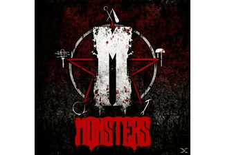 The Monsters - Monsters [CD]