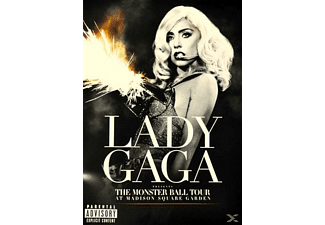 Lady Gaga - The Monster Ball Tour At Madison Square Garden - (DVD)