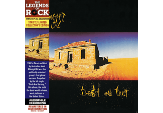 Midnight Oil - Diesel & Dust [CD]