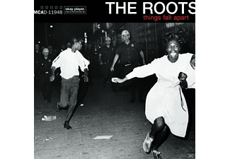 The Roots - Things Fall Apart - (CD)