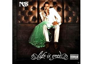 Nas - Life is Good Deluxe Edition - (CD)