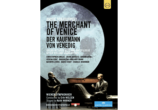 VARIOUS, Wiener Symphoniker - The Merchant Of Venice - (DVD)