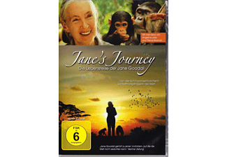 JANE S JOURNEY - (DVD)