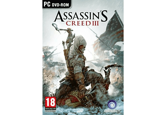 Assassin's Creed 3 (Ubisoft Exclusive) (PC)