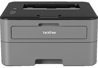 BROTHER HL-L2300D, Laserdrucker (s/w), Schwarz