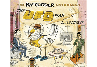 Ry Cooder - The Ry Cooder Anthology - The UFO Has Landed (CD)