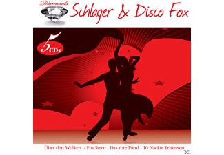 VARIOUS - Schlager & Disco Fox - (CD)
