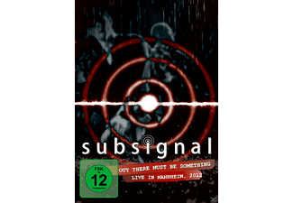 Subsignal - OUT THERE MUST BE SOMETHING - (DVD)