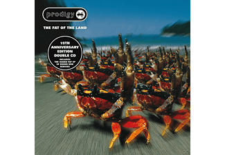 The Prodigy - The Fat Of The Land Bonus Edition (inkl. Fat EP) [CD]