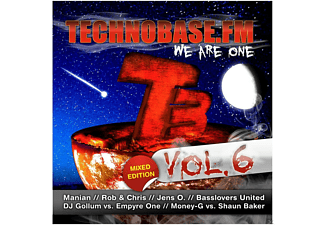 Mixed By 9th World - Technobase.Fm Vol.6 - (CD)