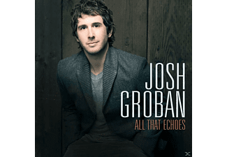 Josh Groban - All That Echoes [CD]