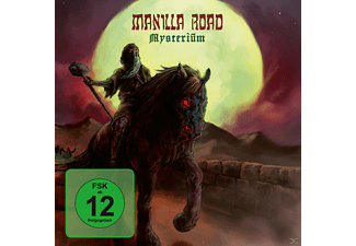 Manilla Road - Mysterium - (CD + DVD)