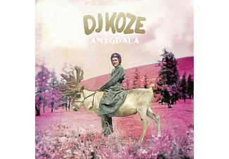 Dj Koze - Amygdala - (CD)
