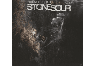Stone Sour - HOUSE OF GOLD - (CD)