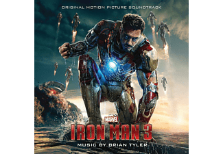 Különböző előadók - Iron Man 3 - Heroes Fall - Music Inspired By The Motion Picture (CD)