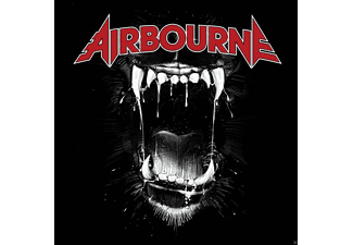 Airbourne - BLACK DOG BARKING - (CD)
