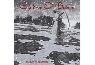 Children Of Bodom - Halo Of Blood - (CD)