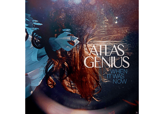 Atlas Genius - When It Was Now - (CD)