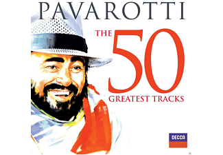 Luciano Pavarotti - Pavarotti - The 50 Greatest Tracks [CD]