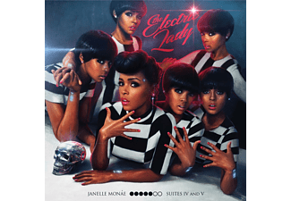 Janelle Monae - THE ELECTRIC LADY - (CD)