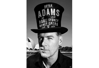Bryan Adams - LIVE AT SYDNEY OPERA HOUSE [DVD]