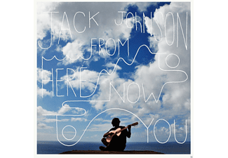 Jack Johnson - FROM HERE TO NOW TO YOU - (CD)