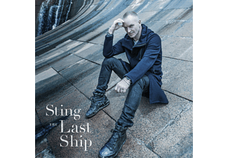 Sting - The Last Ship - (CD)