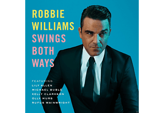 Robbie Williams - Swings Both Ways - (CD)