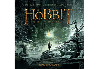 Various - The Hobbit-The Desolation Of Smaug - (CD)