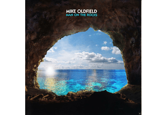 Mike Oldfield - Man On The Rocks - (CD)