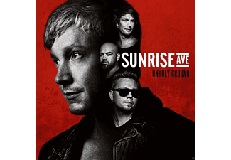 Sunrise Avenue - UNHOLY GROUND - (CD)