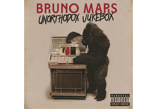 Bruno Mars - UNORTHODOX JUKEBOX - (CD)