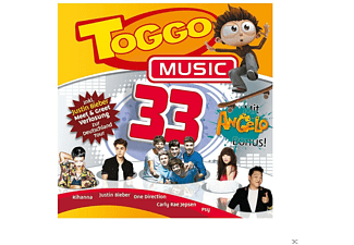 VARIOUS - TOGGO MUSIC 33 - (CD)