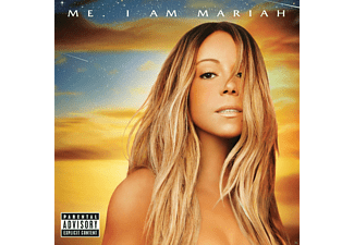 Mariah Carey - Me I Am Mariah The Elusive Chanteuse (Deluxe Edt.) [CD]