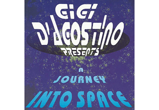 Gigi D'Agostino - A Journey Into Space - (CD)