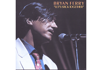 Bryan Ferry - Lets Stick Together - (CD)