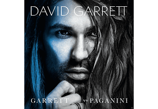 David Garrett - GARRETT VS PAGANINI [CD]